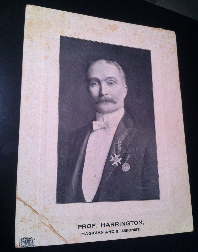 Harrington Cabinet Photo