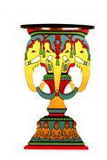 Thayer Elephant Head Table