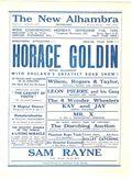 Horace Goldin Alhambra 1935 2