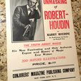 Houdin Unmasking poster