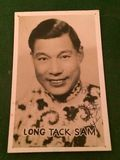 5 a Long Tack Sam postcard