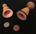 Morison Coin vase opened