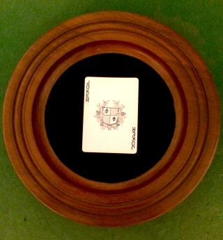 Rising Card Plate
