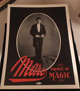 Maro Prince of Magic