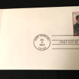 Houdini First Day Cover