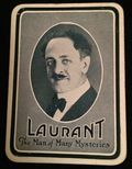 Laurant Throw Out Card