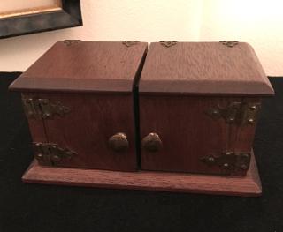 1a Thayer 2-inch die box