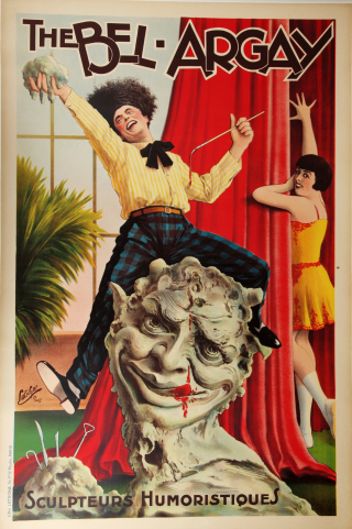 The Bel-Argay poster