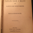 Blitz - Parlor Book of Magic 1889