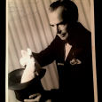 Ben Wallace photo inscribed to Merv Taylor