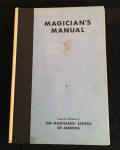 Magician's Manual