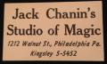 Chanin biz card a