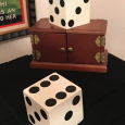 Owen 3 inch Die Box with Dice