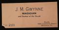 Gwynne card